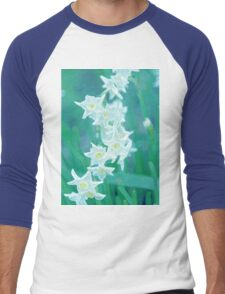 Spring is in the Air Men's Baseball ¾ T-Shirt