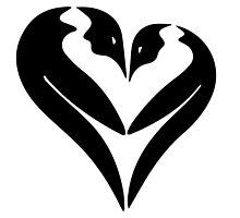 Penguin Heart by jowahd