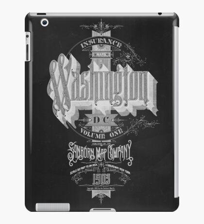 Washington iPad Case/Skin