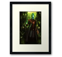 The Gaian Spirit Framed Print