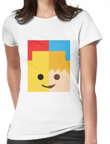 Boys Toy Womens Fitted T-Shirt