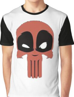 Creepy Red Figure Graphic T-Shirt