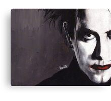 DISINTEGRATE - Robert Smith Canvas Print