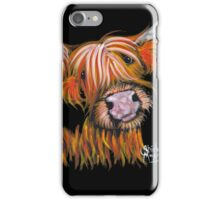 HIGHLAND COWS 'THE LOVELIES' By Shirley MacArthur iPhone Case/Skin