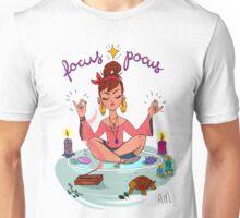 FOCUS POCUS Unisex T-Shirt
