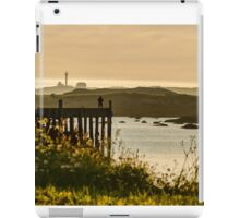 Lonely Fisher iPad Case/Skin