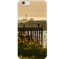Lonely Fisher iPhone Case/Skin
