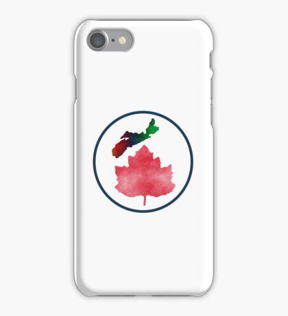 I Love Nova Scotia Canada iPhone Case/Skin