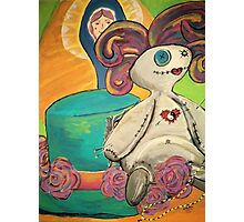 Little Dolly, Voodoo Child Photographic Print