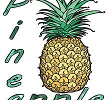 Pineapple by Rob Cox