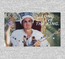 Long Live The King  Kids Tee