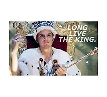 Long Live The King  Photographic Print