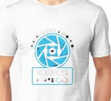 APERTURE SCIENCE AND INOVATION Unisex T-Shirt