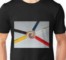 Colored Pencil Magic Unisex T-Shirt
