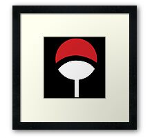 Uchiha Clan Framed Print