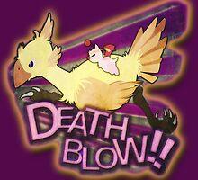 DEATH BLOW (FF7) by Steampunkd