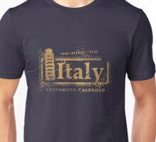 Italia Calorosa Unisex T-Shirt