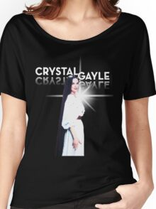 Crystal Gale - Reflection Women's Relaxed Fit T-Shirt