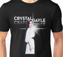 Crystal Gale - Reflection Unisex T-Shirt