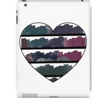 Watercolor Book Heart iPad Case/Skin