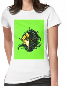 link legend  Womens Fitted T-Shirt