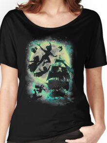 A ship to Neverland Women's Relaxed Fit T-Shirt