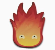 Calcifer! Howls moving castle. Kids Clothes