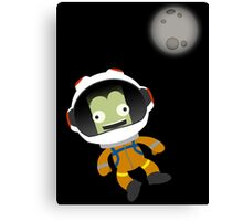 Mún or Bust! Kerbal Space Program Canvas Print