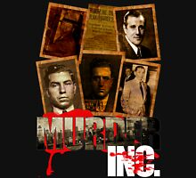 Murder Inc Mobsters T-Shirt T-Shirt