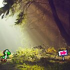 Yoshi by smurfted