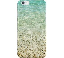 Adriatic Sea Triptych iPhone Case/Skin