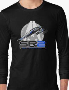 Mass Effect - Normandy SR2 Long Sleeve T-Shirt