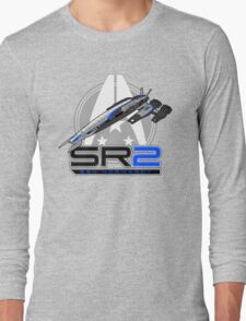 Mass Effect - Normandy SR2 Long Sleeve T-Shirt