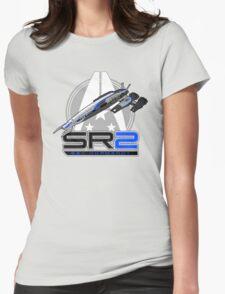 Mass Effect - Normandy SR2 Womens Fitted T-Shirt