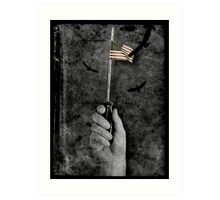 Labor Day For The Middle Class. Art Print