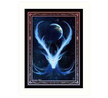 Dreams of Ydalir - Earth Guardian Art Print