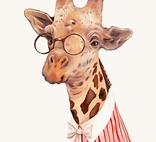 Giraffe by AnimalCrew