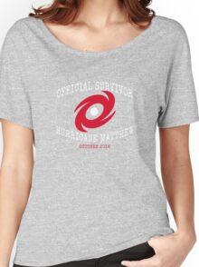 Official Survivor Hurricane Matthew Women's Relaxed Fit T-Shirt