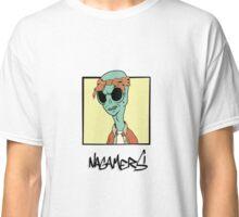 Nagamersi - Alien Classic T-Shirt