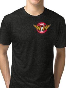 SK Telecom T1 league of legends team Tri-blend T-Shirt