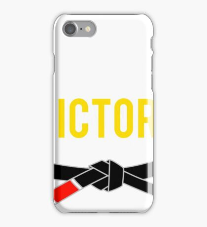 Jiu Jitsu lifestyle, BJJ iPhone Case/Skin