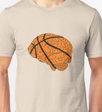 Basketball Head! Unisex T-Shirt