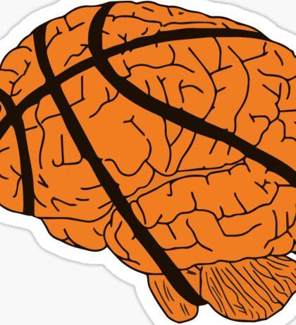Basketball Head! Sticker