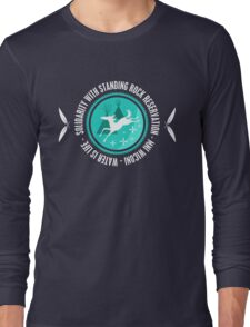 Solidarity With Standing Rock Shirt Long Sleeve T-Shirt