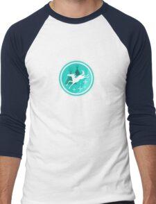 Solidarity With Standing Rock Shirt Men's Baseball ¾ T-Shirt