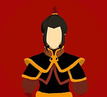 Fire Lord Azula by mynnispunk