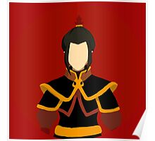 Fire Lord Azula Poster