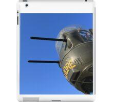 Audre Takes Aim iPad Case/Skin