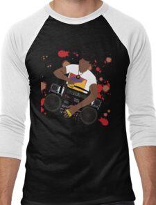 Do the Right Thing - Radio Raheem  Men's Baseball ¾ T-Shirt