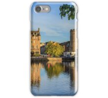 The Shore in Leith, Edinburgh iPhone Case/Skin